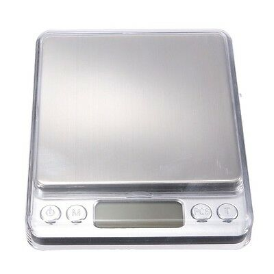 Electronic Digital Weight Jewelry Kitchen Accurate Grams Weighing Scale Machine