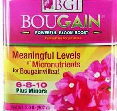 BOUGAIN Powerful Bloom Boost / Micronutrients for Flowers 2 lb bag