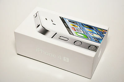 Apple iPhone 4s - 16GB - white (Telus Mobility) Smartphone - Brand New in Box