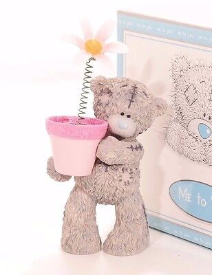 Me To You Tatty Teddy Bear Collectors Figurine - Spring has Sprung  rare