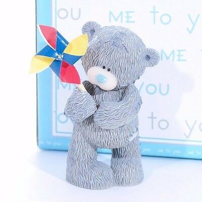 Me To You Tatty Teddy Bear Collectors Figurine - You Put me in Spin # 40218 rare