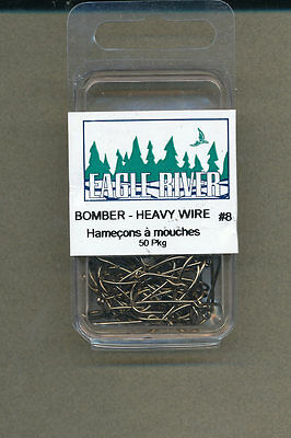 Eagle River - ER-7010 - Bomber Heav Wire - size  08 - qty 50