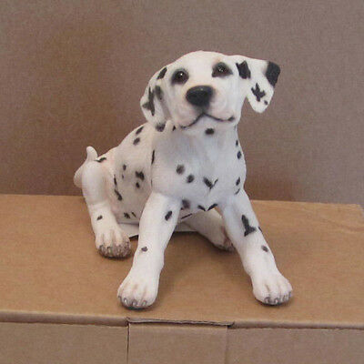 """COUNTRY ARTISTS  DALMATIAN Dog """"Puppy Sitting #04920"""" figurine in box # 28"""