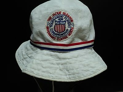 Vintage Jackie Gleason INVERRARY CLASSIC PGA Tournament Hosts Hat 1976