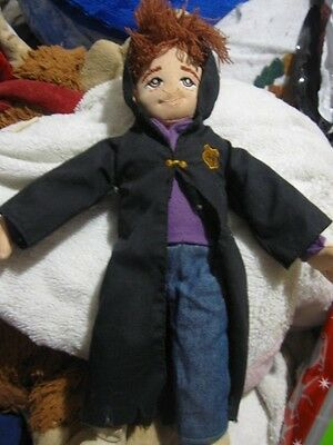 Cuddly Ron Weasley From Harry Potter & The P/s Stone! Soft Toy Doll Figure Htf!