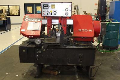 Amada Horizontal Band Saw  Ha-250W