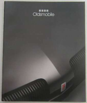 1993 Oldsmobile Car Brochure