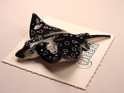"""Little Critterz - LC239 """"Snout"""" Spotted Eagle Ray"""