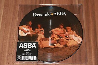 "ABBA - Fernando (2016) (Vinyl 7"", Limited Edition, Picture Disc) (4795077) (Neu)"