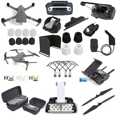 New Propllers Drone Protect Accessories Parts Replacement for DJI Mavic Pro AU