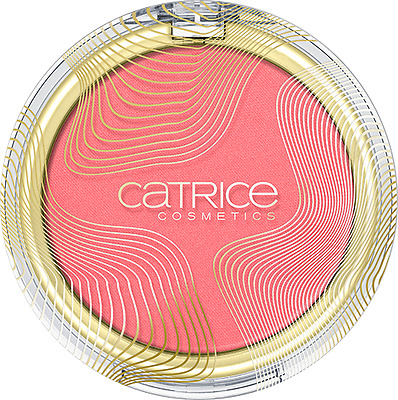 """CATRICE LE """"Pulse Of Purism"""" Powder Blush (C01 Pure Hibiscocoon) NEU&OVP"""