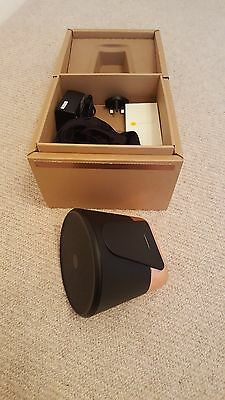 Aether Cone - Wireless Bluetooth Speaker Black and Gold