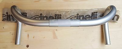 NOS CINELLI 65 CRITERIUM MANUBRIO 40cm STEM BAR LENKER CINTRE ROAD BIKE