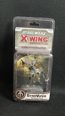 StarViper, Star Viper Expansion Star Wars X-Wing: The Miniatures Game