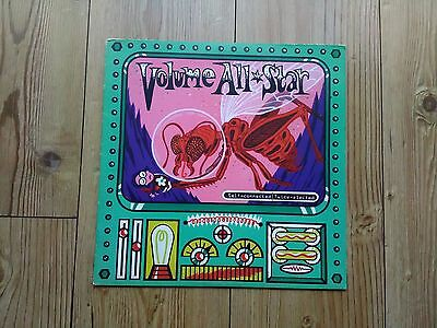 Volume All*Star –Self-Connected Twice-Elected : Slabco Records LP 1998 Trip Hop