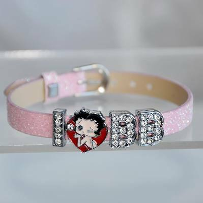 Betty Boop Sock Filler I Love BB / Wristband with Free Gift Bag