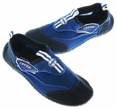 Cressi REEF Aqua Shoes - Wet Shoes for Adults - Neoprene Water Shoes - Beach ...
