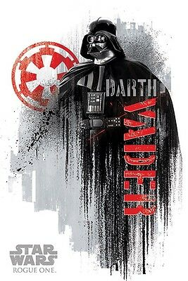 Poster Star Wars Rogue One Darth Vader  61x91cm licenza ufficiale cod. 3