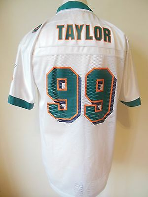 Miami Dolphins 'taylor #99' Nfl Jersey - Xl Youths 18-20