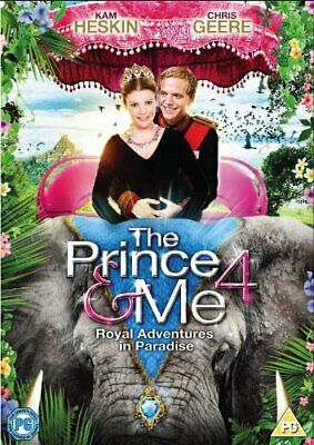 The Prince and Me 4 [DVD] By Kam Heskin,Chris Geere,Avi Lerner,Boaz Davidson,.