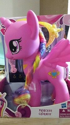 "My Little Pony Princess Cadance 8"" Figure Friendship is Magic NEW NRFB"