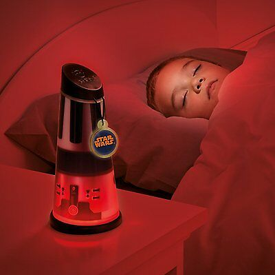 Childrens Boys Star Wars Tilt Torch and Night Light by GoGlow