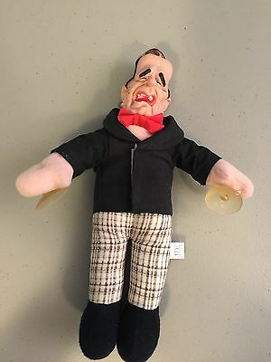"George H.W. Bush Sr. Doll 12"" Window Suction Cup Soft Sculpture Novelty *RARE"