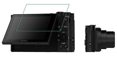 Crystal Clear Screen Protector for Sony CyberShot DSC-HX80