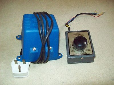 H@M controller with transformer.