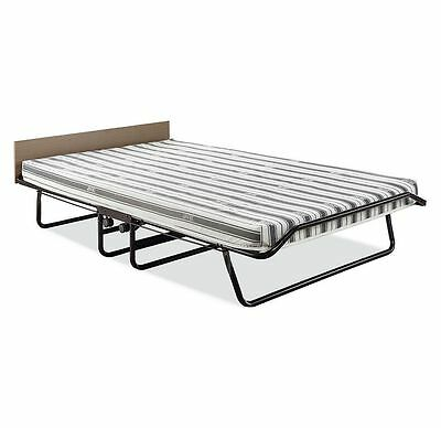 Jay-Be Auto Folding Bed with Airflow Mattress Double Medium Feel Mattress New