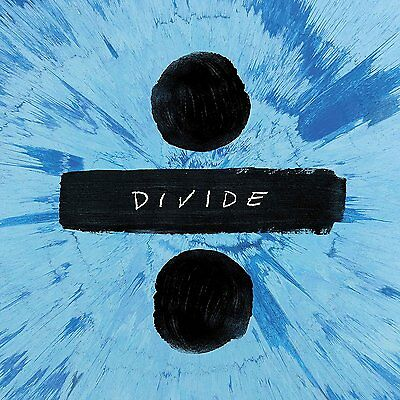 ED SHEERAN 'DIVIDE' DELUXE EDITION CD (Bonus Tracks) (2017)