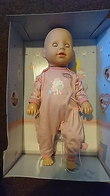 BABY ANNABELL LEARN TO WALK DOLL by ZAPF