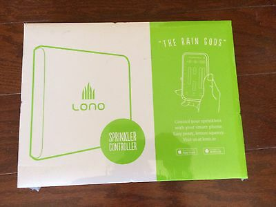 NEW!  Lono Connected Smart Home Irrigation System with up to 20 Zones