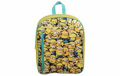 Despicable Me Minions Large School Bag Rucksack Backpack Gift