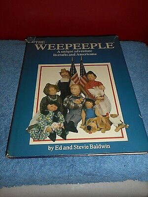 The Weepeeple A Unique Adventure In Crafts And Americana Ed & Stevie Baldwin