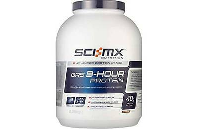 Sci-MX GRS 9 Protein System (2.28 kg) Chocolate