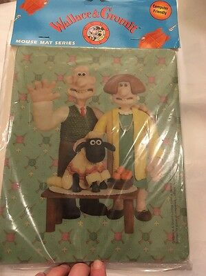 Wallace And Gromit Mouse Mat Series Collect able