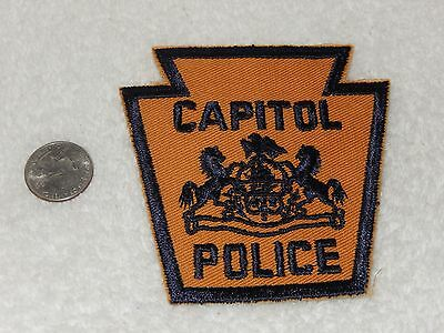 Capitol Police  Patch