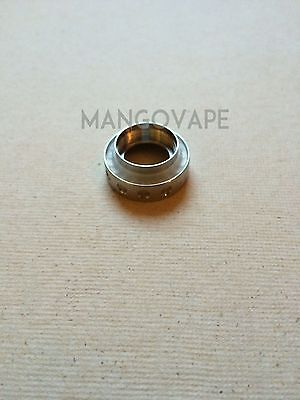 Aspire Triton V2 Silver Seal Ring w gasket o ring for under glass and above base