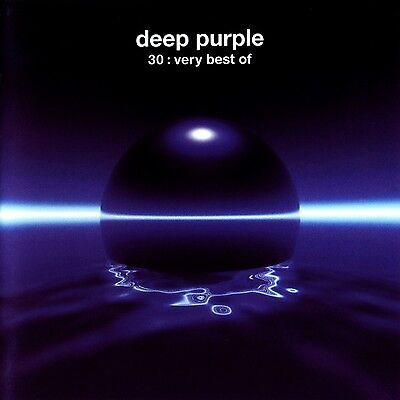DEEP PURPLE 30:Very Best Of ( New & Sealed)