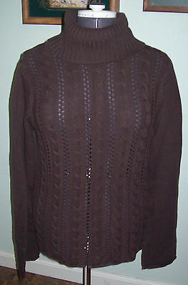 Lot of 2 Calvin Klein Womens Sweaters
