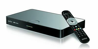 Huawei Dn371T 500Gb Youview Twin Tuner Smart Hdtv Recorder+Remote And Leads