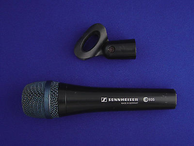 SENNHEISER e935 PROFESSIONAL VOCAL CARDIOID DYNAMIC MICROPHONE (2of2)