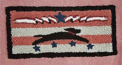 """Punchneedle Pattern by Country Threads  """"Wonder Dog"""""""