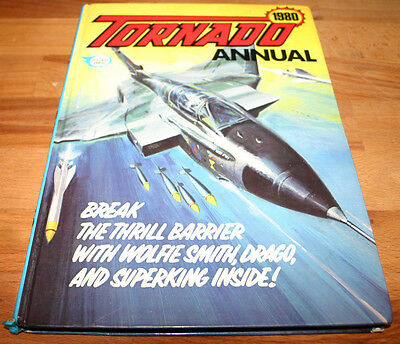 TORNADO Annual 1980 - Unclipped