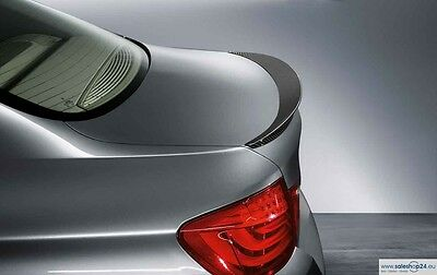 Genuine BMW 5 Series Saloon F10 M Performance Carbon Spoiler 51622163505