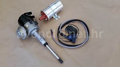 Fiat 127 Autobianchi A112 Electronic Ignition Full Kit Distributor Spinterogeno
