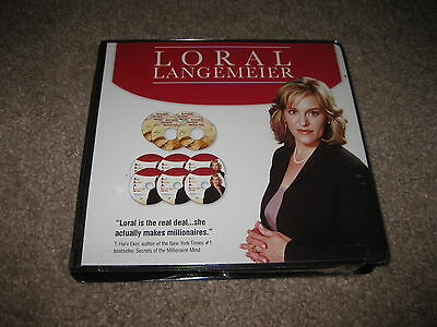 Real Estate As Leverage & Building Leading Protecting by Loral Langemeier CD