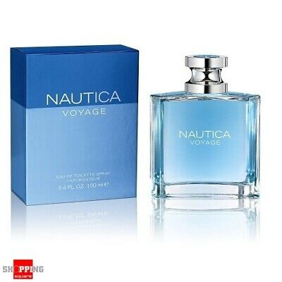 Nautica Voyage 100ml EDT Spray by Nautica for Men Perfume NEW