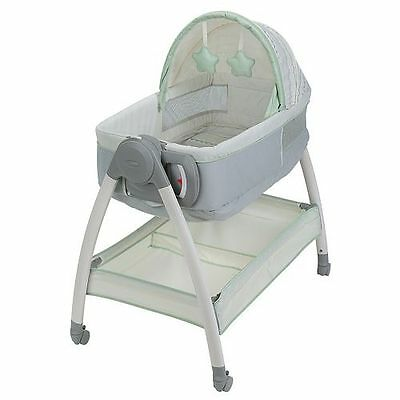Graco Dream Suite Bassinet ~~ Mason ~~ Brand New !!!